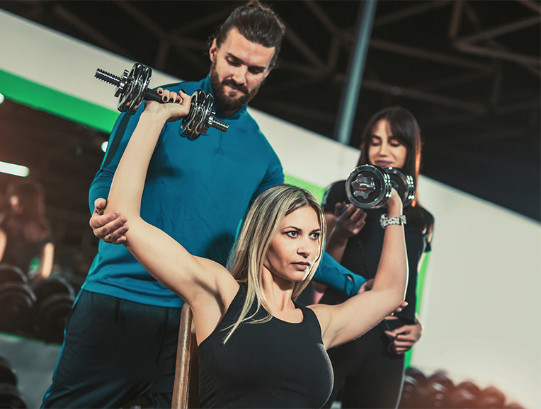 new jersey personal trainers