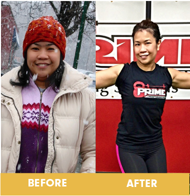 prime fitness results